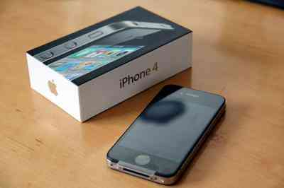 BRAND NEW Apple iPhone 4G 32GB FACTORY UNLOCKED